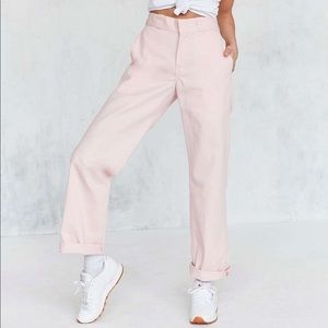 Dickies x UO collab - Pink Trousers